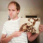 выжигание портретов на чпу