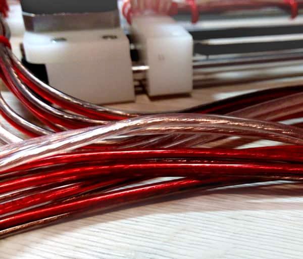 ЧПУ выжигатель провода