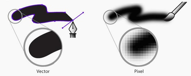векторная картинка границы