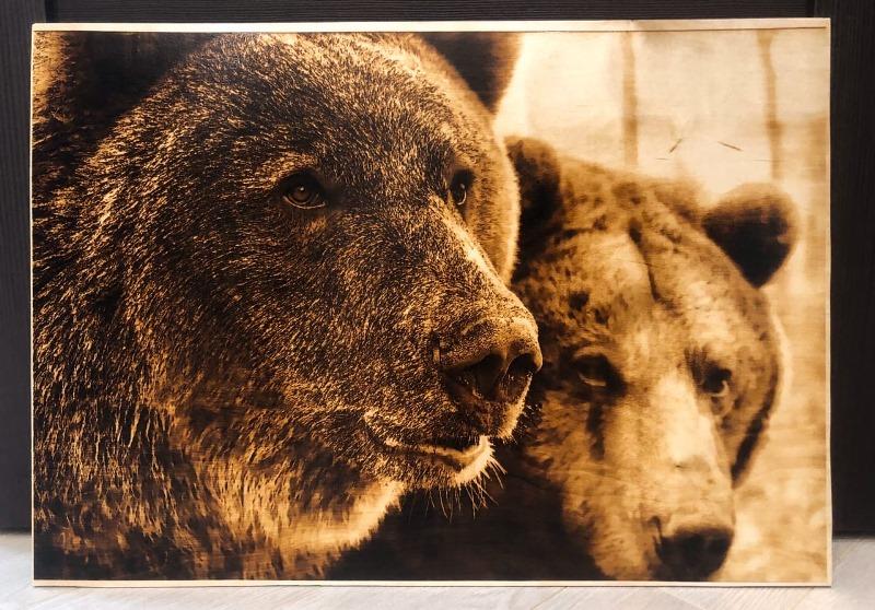 bears-burned-on-wood