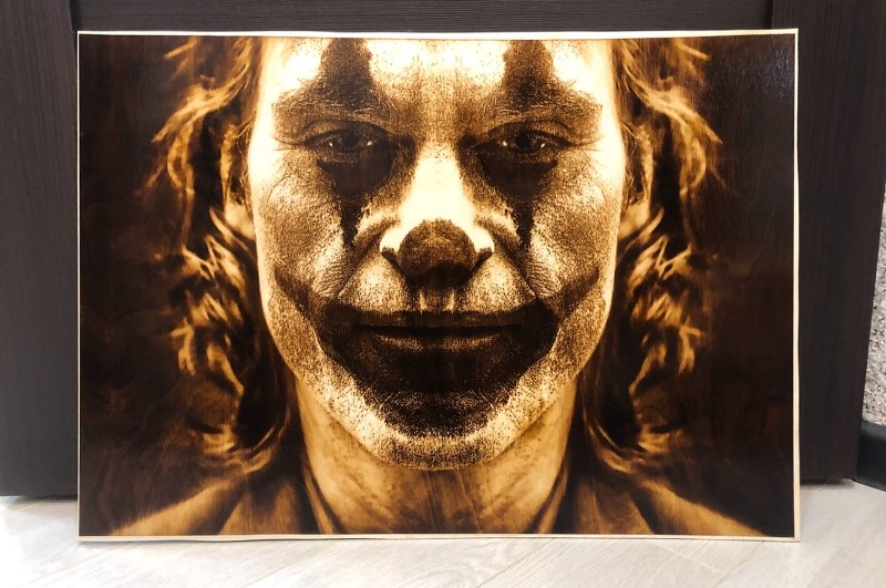joker-wood-burning