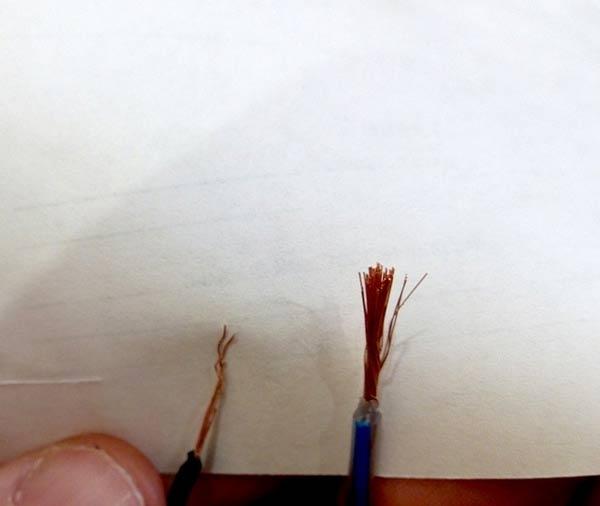 медные провода